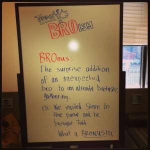 bronus