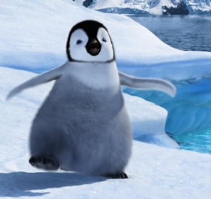 Film Title: Happy Feet.